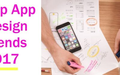 Top Web & Mobile App Design Trends 2017