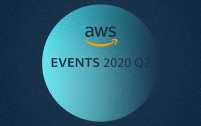 AWS Events Q2 2020